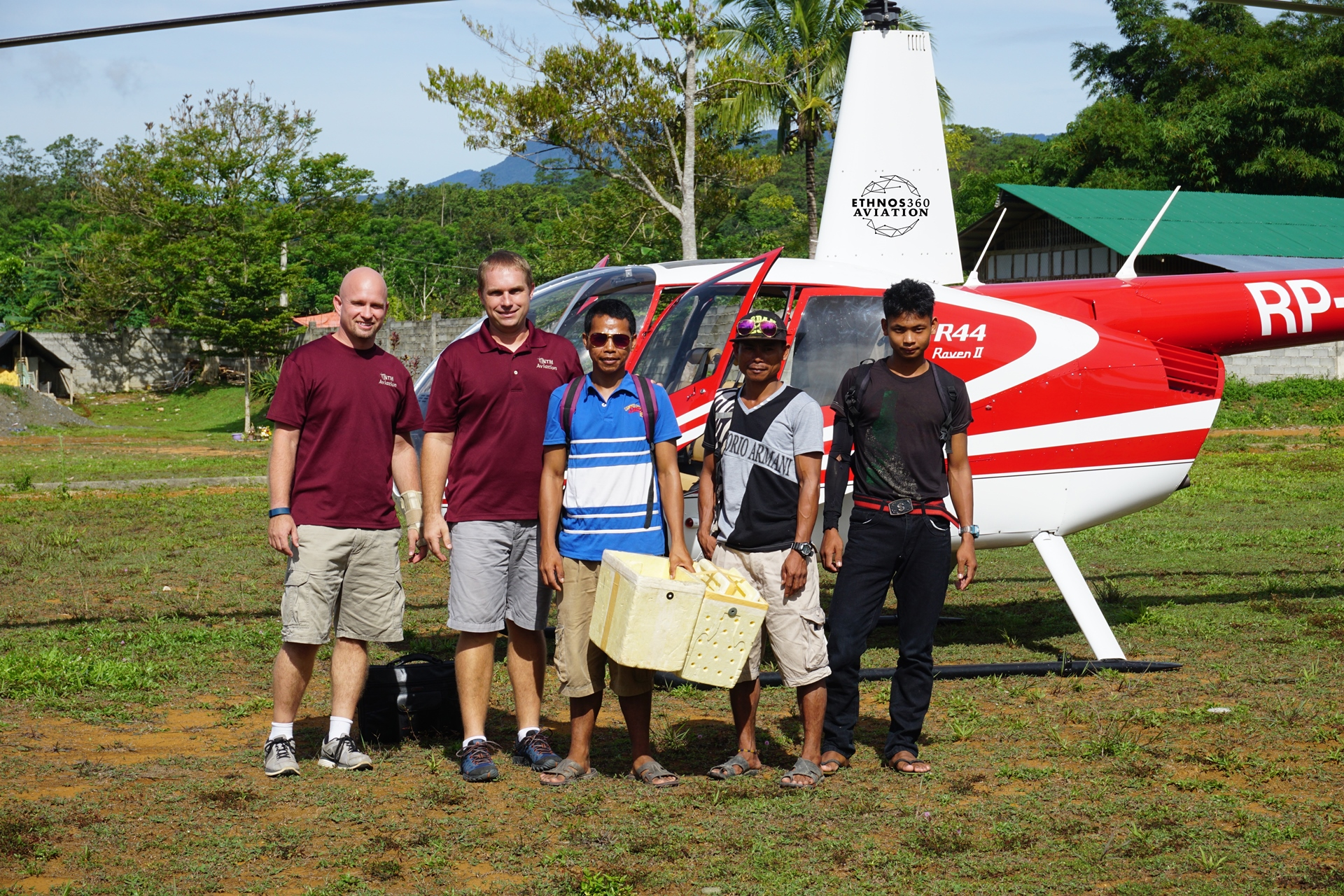Philippines R66 Helicopter - Ethnos360 Aviation