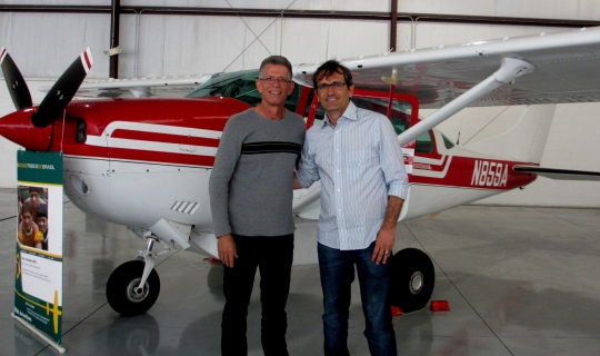 Cessna 206 Needs Your Gift of Prayer