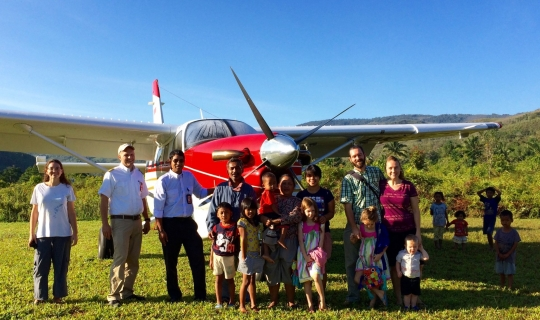 Affordable Flight Plan Helps Church Planters
